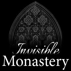 Invisible Monastery Logo