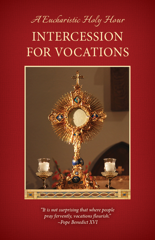 Intercession for Vocations, front for web